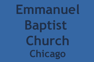 Emmanuel Baptist Church Chicago